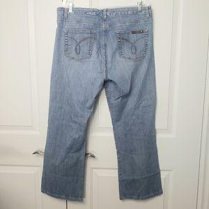 Calvin Klein Shape Denim Jean's  size 16